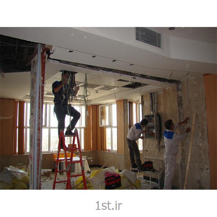 عکس خدمات ساخت و سازبازسازی ، زیباسازی و تعمیرات ساختمان