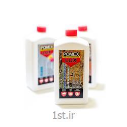 محلول ضد آب کننده و ضد uv  سنگ ،آجر، سیمان نانو پومکس