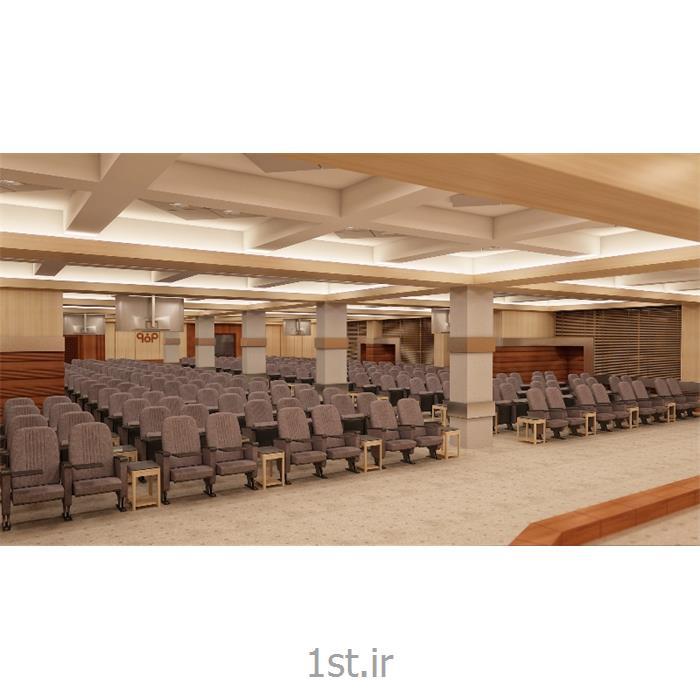 عکس طراحی روشنایی و نورپردازیطراحی روشنایی و نورپردازی سالنهای همایش