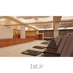 طراحی روشنایی و نورپردازی سالنهای همایش