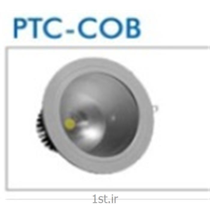 عکس چراغ سقفی توکار LEDچراغ LED سقفی مدل COB ؛ جایگزین چراغ سقفی قدیمی