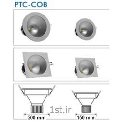 چراغ LED سقفی مدل COB ؛ جایگزین چراغ سقفی قدیمی