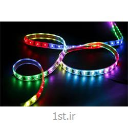 عکس لامپ ریسه ایریسه نواری آر جی بی LED مدل 50*50