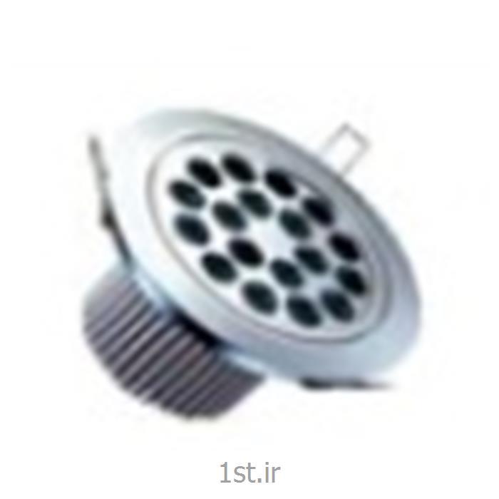 عکس چراغ سقفی توکار LEDچراغ LED سقفی مدل high power ؛جایگزین چراغ سقفی قدیمی