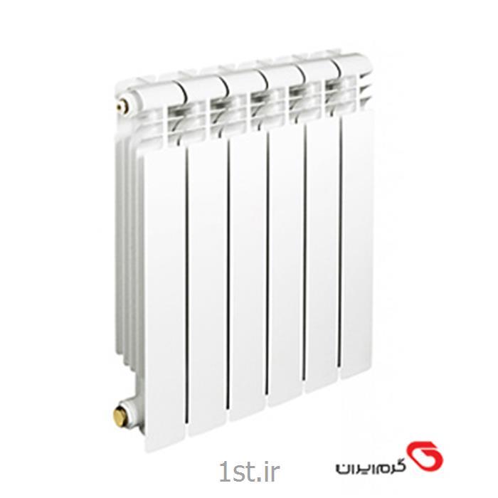 عکس رادیاتور، سیستم گرمایش از کف و قطعاترادیاتور پره ای تمام دایکاست مدل ورونا Verona