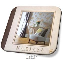عکس کاغذ دیواری و دیوار پوشکاغذ دیواری مدرن ماریسا (Marrisa)