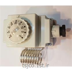 عکس ابزار اندازه گیری دما و حرارتترموستات محیطی ,صنعتی تکبان مدل TLV93F