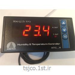 عکس ابزار اندازه گیری دما و حرارترطوبت سنج و ترموستات تک نمایشگر آدنیس