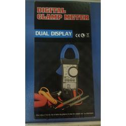 عکس مولتی متر هاکلمپ متر دیجیتال AC/DC هلدپک مدل HoldPeak HP-870N