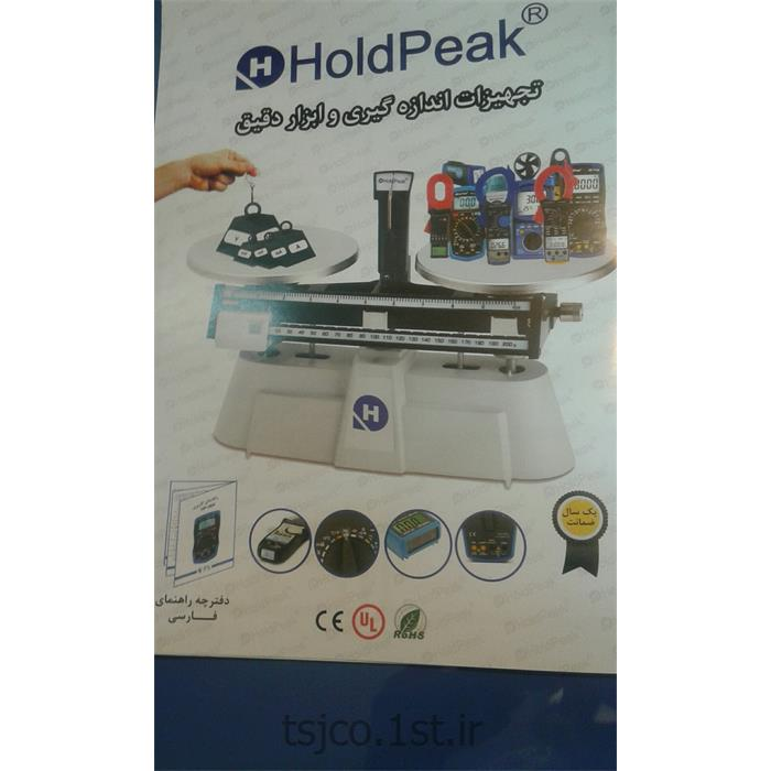 عکس سایر تجهیزات اندازه گیری الکترونیکیدستگاه تست عایق (میگر) هولدپک مدل HoldPeak HP-6688B