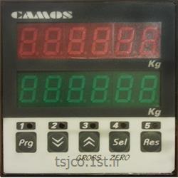 عکس خدمات طراحی تجهیزات اندازه گیری و ابزار دقیقکنترلر توزین کاموس مدل 2 relay
