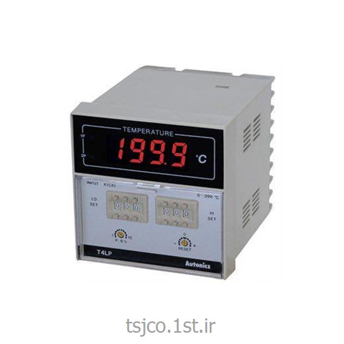 عکس ابزار اندازه گیری دما و حرارتترموستات آتونیکس کنترل حرارت T4LP-B3RP2C