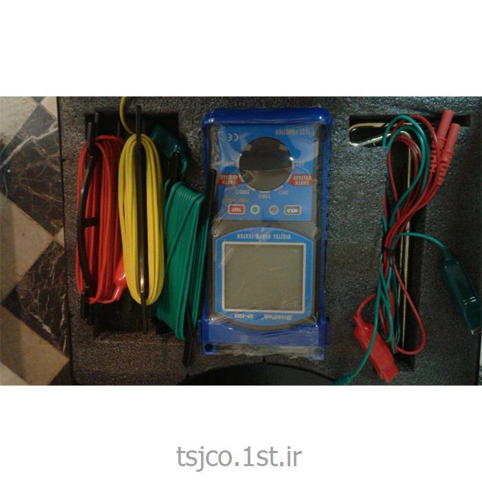 عکس تجهیزات تست کردن ( آزمایش )ارت تستر میله ای هلد پیک مدل 4300