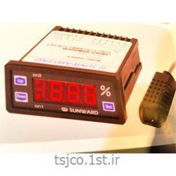 عکس ابزار اندازه گیری دما و حرارتکنترلر رطوبت سانوارد مدل SUNWARD SUN25-H