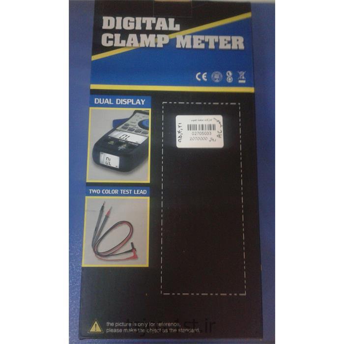 عکس سایر تجهیزات اندازه گیری الکتریکیکلمپ متر دیجیتال AC هلدپک مدل HoldPeak HP-870D