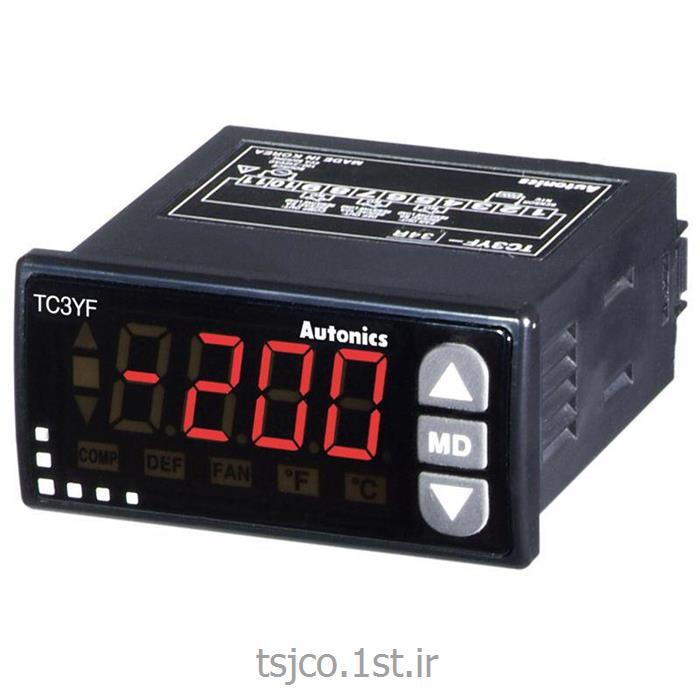 عکس ابزار اندازه گیری دما و حرارتترموستات آتونیکس برودتی مدل TC3YF-31R