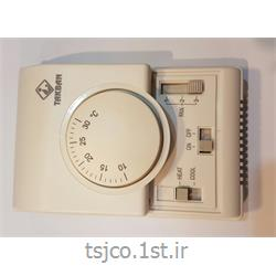 عکس ابزار اندازه گیری دما و حرارتترموستات اتاقی تکبان مدل TCR400