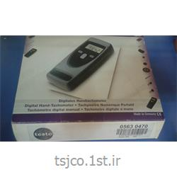 عکس سایر تجهیزات اندازه گیری الکترونیکیتاکومتر (دورسنج) نوری و مکانیکی تستو مدل 470