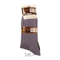 عکس جوراب ساق بلندپک جوراب چهار جفتی آتیس
