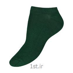 عکس جوراب ساق کوتاهجوراب زنانه ساق کوتاه پنبه گرین کوتون