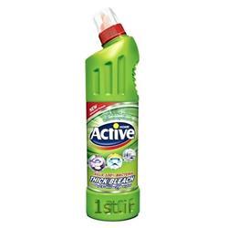 عکس مواد شوینده و پاک کنندهسفید کننده غلیظ سبز 750 اکتیو