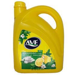 مایع ظرفشویی اوه مدل لیمویی مقدار 3750گرم