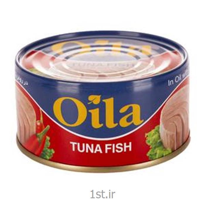 کنسرو ماهی فلفلی 180 گرمی اویلا