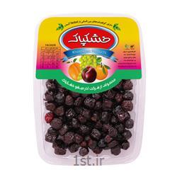 عکس میوه خشک شدهآلبالو خشک ترش خشکپاک مقدار 300 گرم