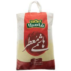 برنج ایرانی هاشمی معطر خالص 10 کیلویی فامیلا