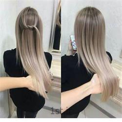رنگ مو (رنگ و مواد با خود شما )