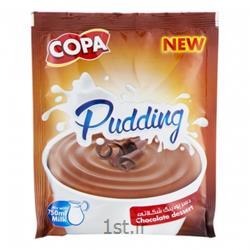 پودینگ شکلات 125 گرم کوپا