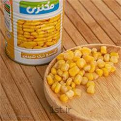 عکس کنسرو سبزیجاتکنسرو ذرت شیرین مکنزی - 380 گرم