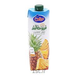 عکس سایر غذاها و نوشیدنی هانکتار اناناس 1 لیتری فروت لند