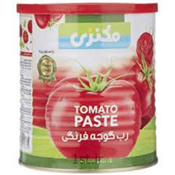 عکس کنسرو سبزیجاترب گوجه فرنگی آسان بازشو قوطی مکنزی 800 گرمی