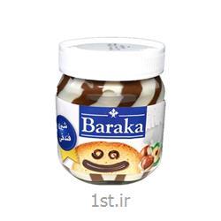 شکلات صبحانه شیری فندقی 330 گرمی باراکا