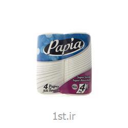 دستمال حوله ای کاغذی پاپیا بسته 4 عددی