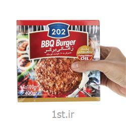 عکس همبرگرهمبرگر 90% گوشت 400 گرمی 202