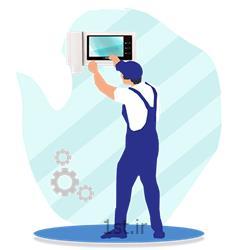 خدمات نصب ایفون تصویری