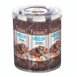 عکس شکلاتشکلات صبحانه ساشه 24 عددی فرمند