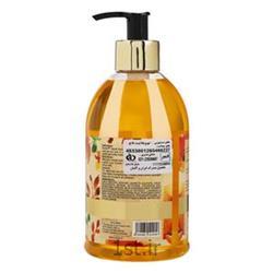 مایع دستشویی شفاف نارنجی 500 شون