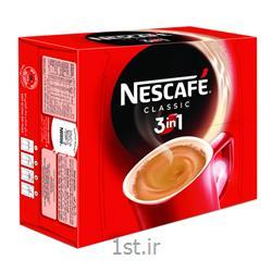 عکس پودر قهوه و کاکائونسکافه 3 در 1 کلاسیک 20*10 گرم نستله