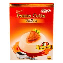عکس پودر و ترکیبات کیک و شیرینیپودر دسر پاناکوتا 115 گرمی دراژه