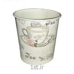 لیوان کاغذی مات مهروز بسته 50 عددی