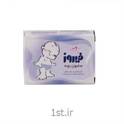 صابون بچه کلاسیک فیروز مناسب انواع پوست 100 گرم