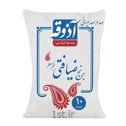 برنج 10 کیلویی ضیافتی اذوقه