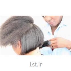 عکس آرایشگاه زنانهکراتینه مو کرنلی