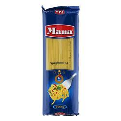 اسپاگتی 1.4 رشته ای 700 گرمی مانا