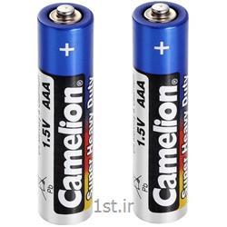 عکس سایر باتری ها (باطری ها)باطری نیم قلمی سوپر هوی دیوتی 2 عدد موربیت