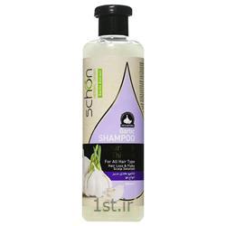 شامپو تقویت کننده هفت گیاه مناسب انواع مو شون 300 میل