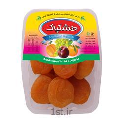 عکس میوه خشک شدهقیسی خشکپاک مقدار 330 گرم